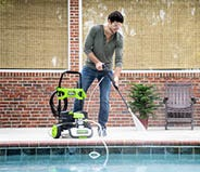 Electric Pressure Washers - Cordless Pressure Washers | Greenworks