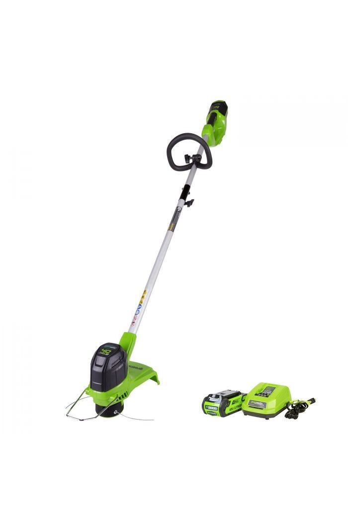 40V Cordless 12 inch String Trimmer