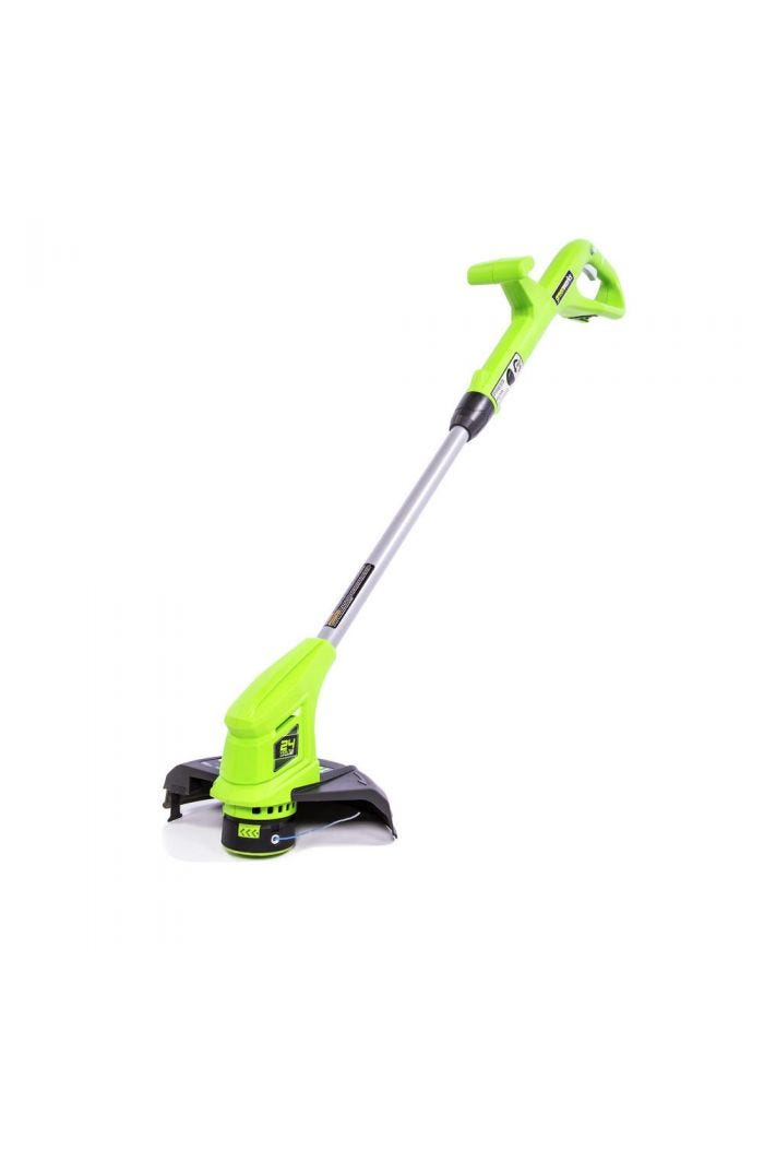 24V Cordless 10-inch Weed Wacker (Tool Only)