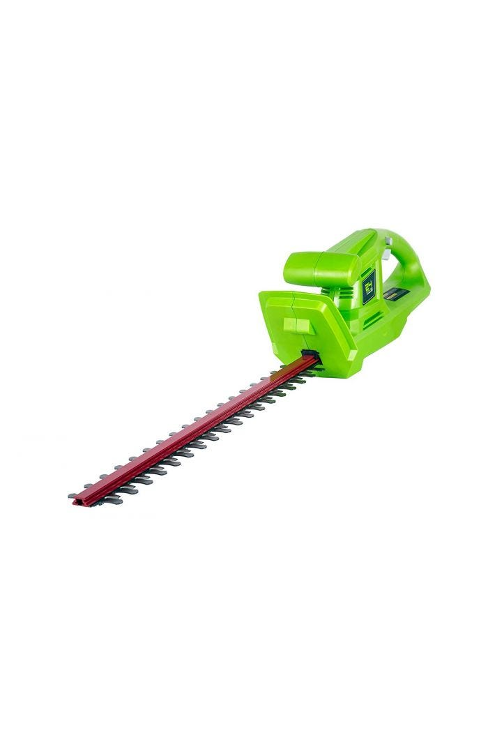 24V Cordless 20-inch Hedge Trimmer (Tool Only)