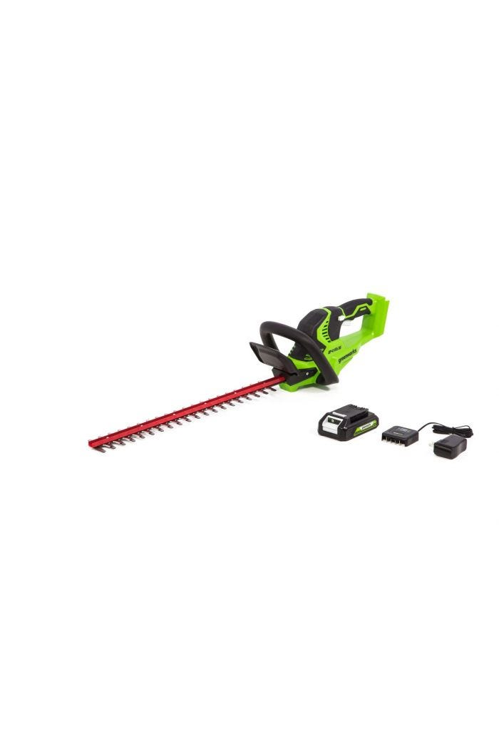 24V Cordless 22-inch Hedge Trimmer - 2205202