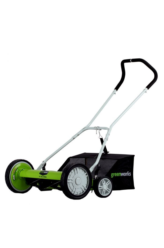 20 inch Reel Lawn Mower