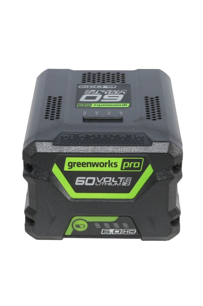 60V 6.0 Ah HC Battery | Greenworks Pro