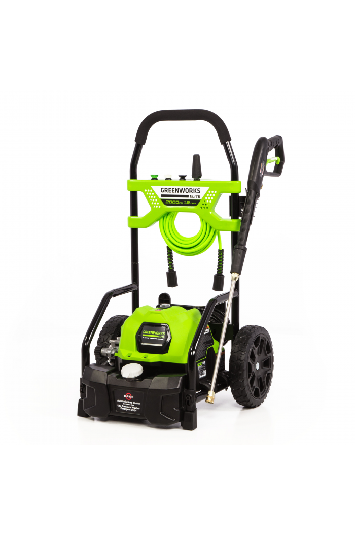 2000-PSI 13 Amp 1.2-GPM Electric Pressure Washer