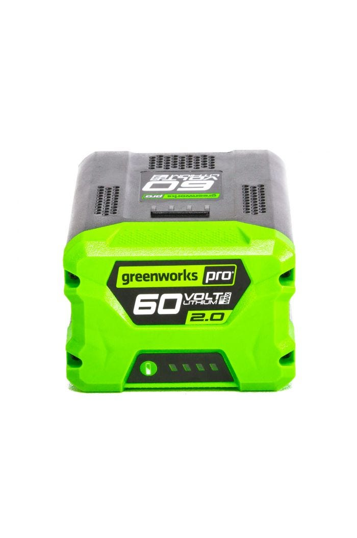 60V 2.0 Ah Battery | Greenworks Pro