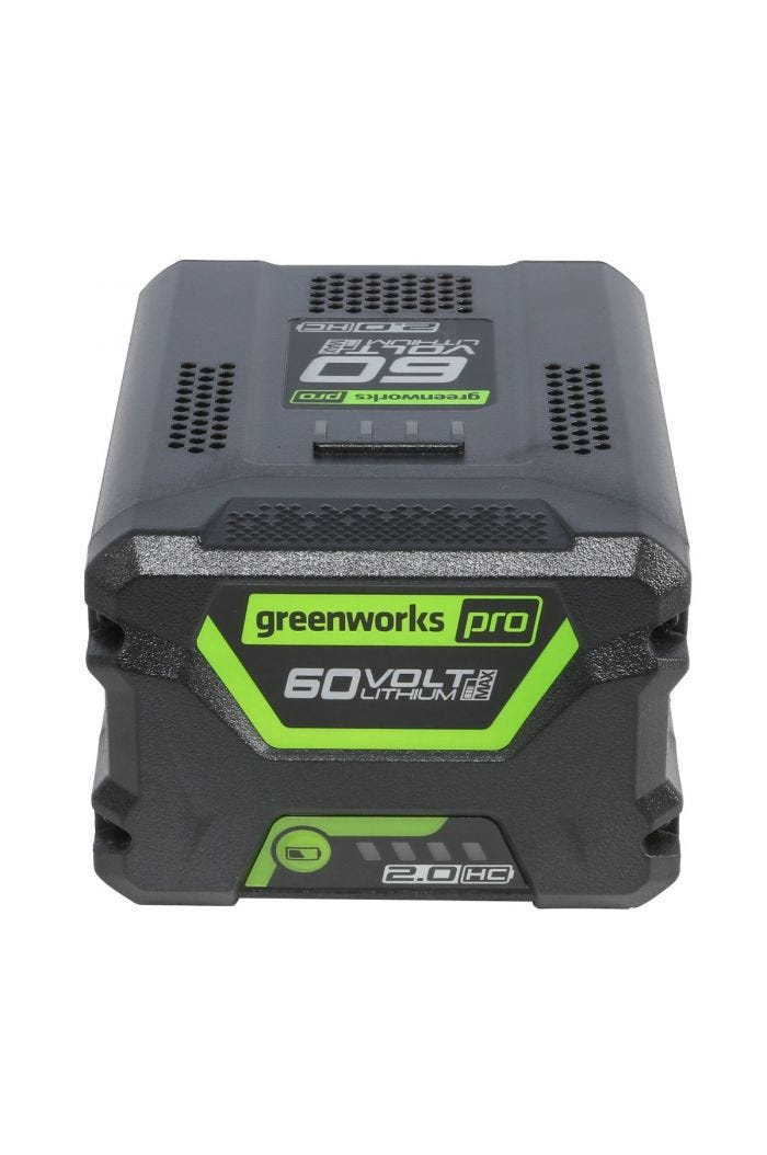 60V HC 2.0 Ah Battery | Greenworks Pro