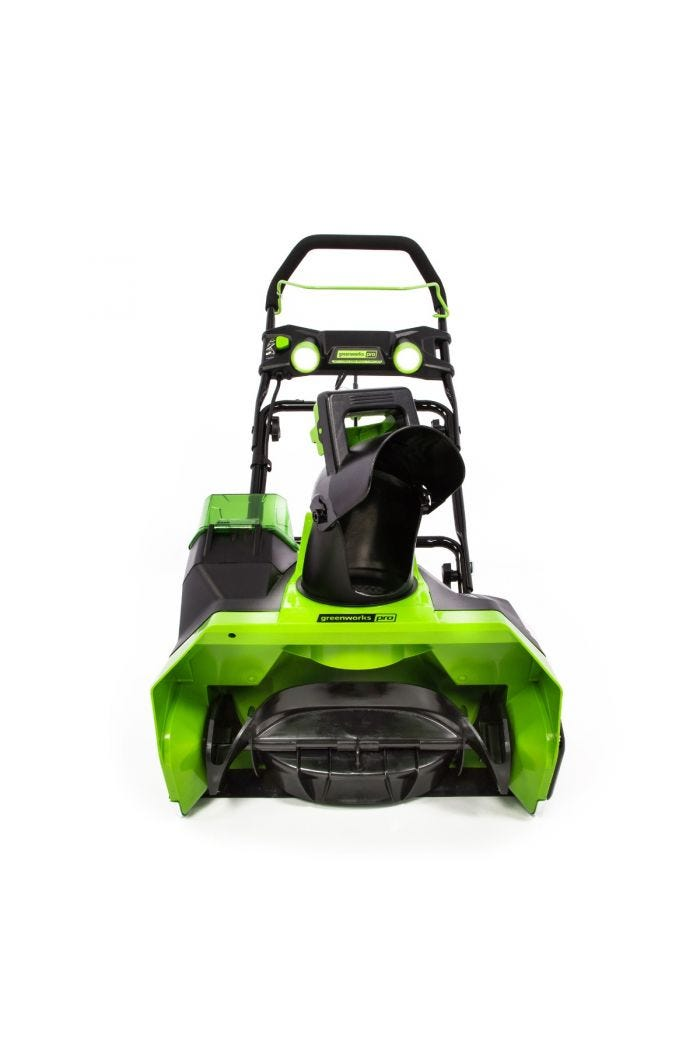 60V Brushless 20-Inch Snow Blower | Greenworks Pro
