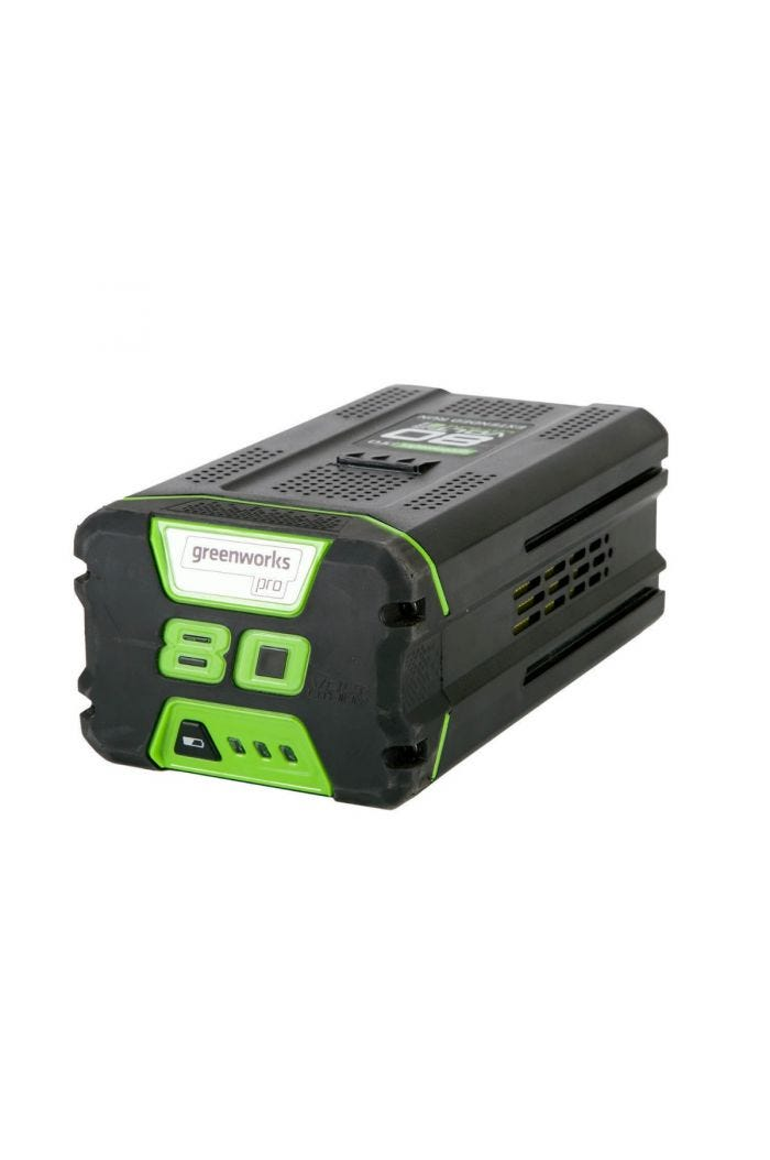 Pro 80V 2.5 Ah Lithium-Ion Battery | Greenworks