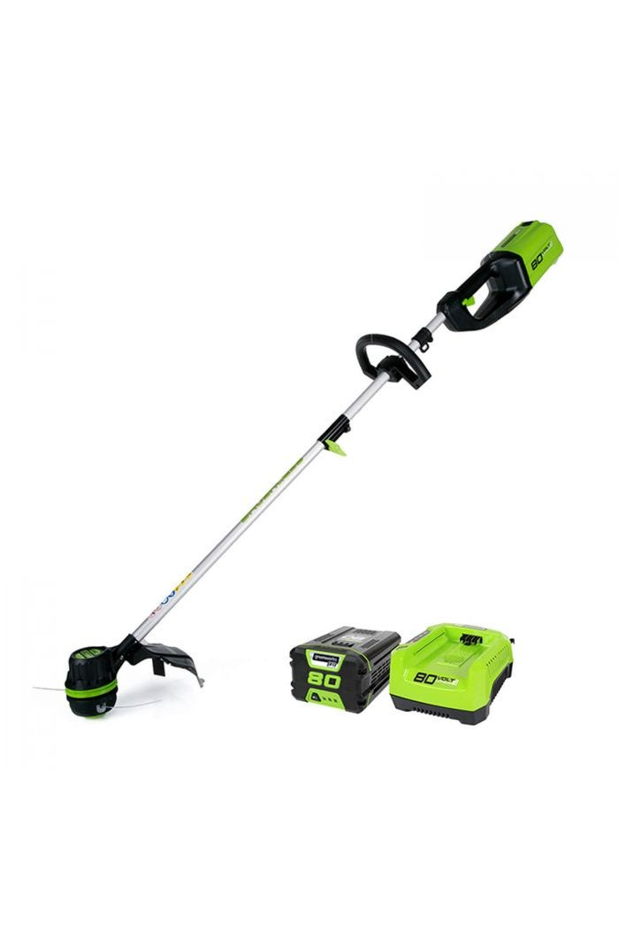 "80V Cordless 16"" Brushless String Trimmer 