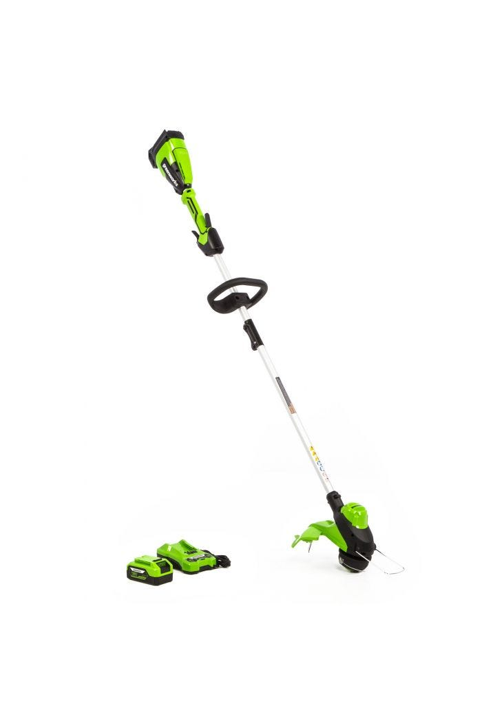 "48V Cordless 12"" String Trimmer with 2.0 Ah Battery"